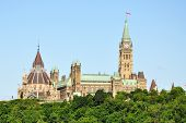 picture of minister  - Parliament Buildings and Library - JPG