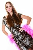 foto of night gown  - Preparing for night out event or celebration - JPG