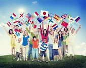picture of diversity  - Diverse Diversity Ethnic Ethnicity Variation Unity Togetherness Concept - JPG