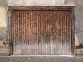 picture of garage  - Old - JPG