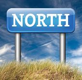 image of north-pole  -  north geographical compass direction north pole   - JPG