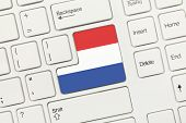 pic of holland flag  - Close - JPG