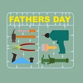 picture of hammer drill  - Father - JPG