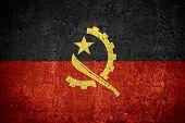Постер, плакат: Flag Of Angola