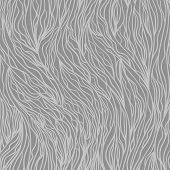 Monochrome Background With Wavy Stripes. Repeating Abstract Waves. Stripe Texture With Many Lines. W poster