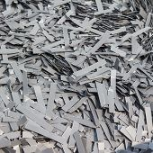 Scrapheap Of Silicon Steel
