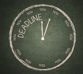 Deadline Clock On Blackboard