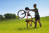 Bike Tourist poster