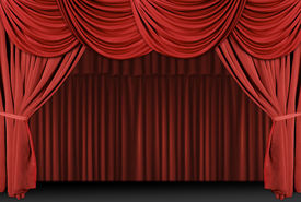 picture of movie theater  - Old fashioned - JPG