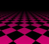 picture of grids  - Perspective dark grid - JPG