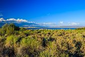 Постер, плакат: Mono Lake Landscape California Usa