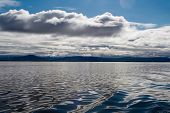 image of chukotka  - Seascape in the gloomy morning  - JPG