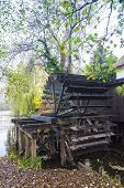 picture of water-mill  - water mill - JPG