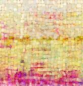 Vintage mosaic background