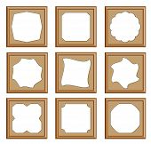 Style Of Wood Carved Frames