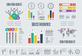Business Infographic Template.