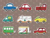 pic of beetle car  - 070609Stickers_car - JPG
