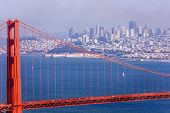 picture of gate  - San Francisco Golden Gate - JPG