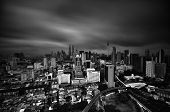 picture of klcc  - Kuala Lumpur is the seat of the Parliament of Malaysia - JPG