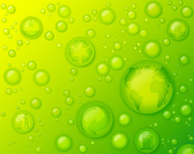 foto of environmentally friendly  - Concept of environmentally friendly - JPG