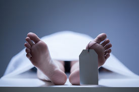 picture of autopsy  - Close - JPG