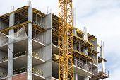 stock photo of high-rise  - Concrete high - JPG