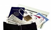 picture of social-security  - Passport fingerprint card driver - JPG