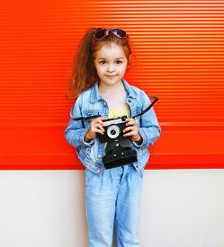 picture of little girls photo-models  - Fashion kid concept  - JPG