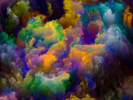 picture of creativity  - Dynamic Color series - JPG