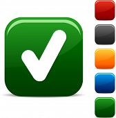 picture of check mark  - Check icon set - JPG
