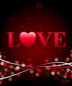 stock photo of valentines day card  - Valentine - JPG
