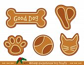 Gingerbread Treats for Dogs