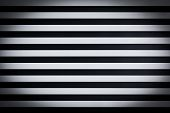 Striped Background Vignetting, Abstract Background, Gray And White Regular Background poster