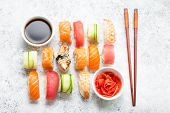 Sushi Assorted Set poster