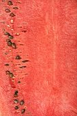 Juicy Ripe Watermelon Texture. Ripe Juicy Summer Fruit Watermelon Texture, Wallpaper And Background, poster