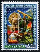 Postage Stamp Portugal 1972 Scientific Apparatus