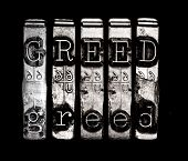 Sin Of Greed