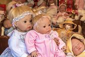 picture of doll  - Dolls for girls to play very human - JPG