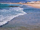 stock photo of tarifa  - Beach  - JPG