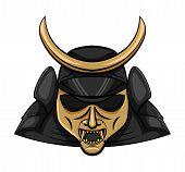 pic of shogun  - Samurai Warrior Editable  - JPG