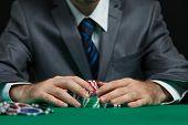 image of won  - Blackjack winner - JPG