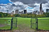 foto of october  - NEW YORK CITY USA  - JPG
