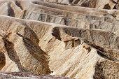 stock photo of arid  - Death valley an arid landscape California USA - JPG
