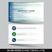 picture of visitation  - Business card template or visiting card set - JPG