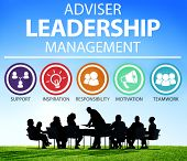 picture of responsible  - Adviser Leadership Management Director Responsibility Concept - JPG