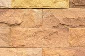 pic of wall-stone  - This picture is stone wall texture Its made from stiff stone - JPG