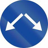 pic of traffic rules  - Greek traffic sign - JPG