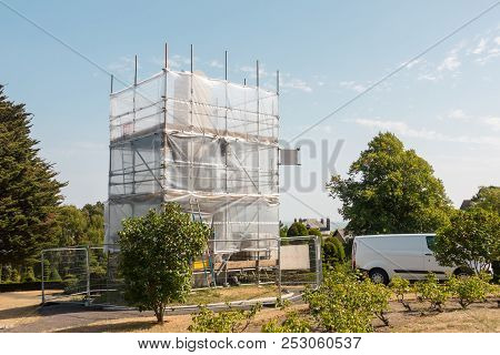 War Memorial Restoration Of The