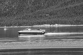 Vessel, Water Transport Transportation In Alaska. Vessel, Water Transport, Transportation In Alaska. poster