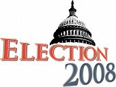 Election 2008 Illustration